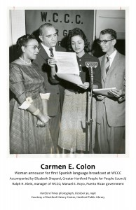 Carmen E Colon_Hartford Women Exhibit