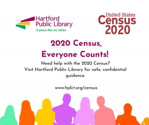 Hartford Inquirer Census ad