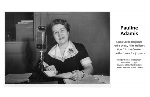 Pauline Adamis_Hartford Women Exhibit