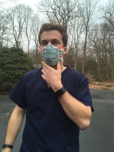 UConn Mask Exoskeleton