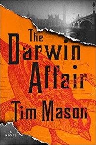 Darwin Affair Book Cover