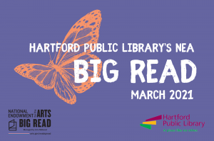 Butterfly Big Read Logo with logos